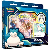 Pokemon Pin Collection Snorlax