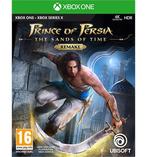 Prince of Persia Sands of Time Xbox Remake Pre-order og få Origins Set DLC
