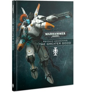 Psychic Awakening The Greater Good (Bok) Warhammer 40K