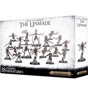 Slaves to Darkness The Unmade Warhammer Age of Sigmar