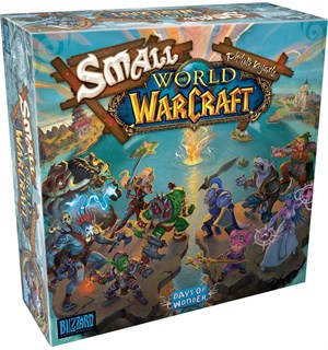 Small World of Warcraft Brettspill