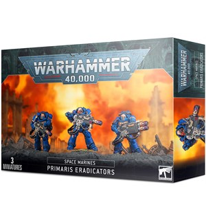 Space Marines Primaris Eradicators Warhammer 40K