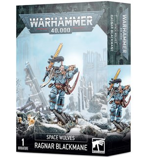Space Wolves Ragnar Blackmane Warhammer 40K