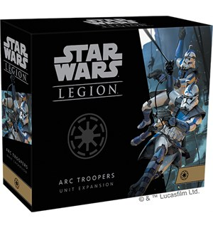 Star Wars Legion ARC Troopers Expansion Utvidelse til Star Wars Legion
