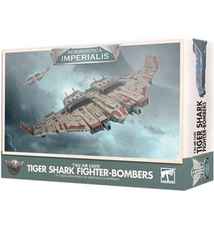 Tau Air Caste Tiger Shark Fighter Bomber Aeronautica Imperialis - Fighter Bombers