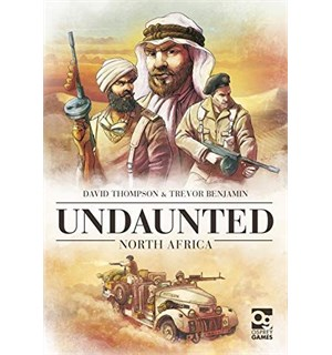 Undaunted North Africa Brettspill