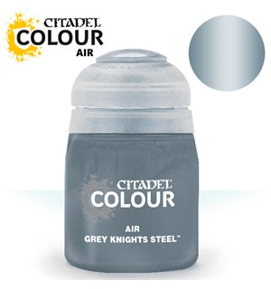 Airbrush Paint Grey Knights Steel 24ml Maling til Airbrush
