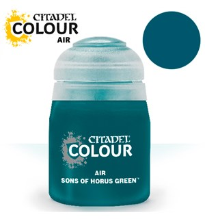 Airbrush Paint Sons of Horus Green 24ml Maling til Airbrush