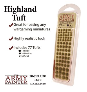 Army Painter Highland Tuft Battlefields XP 4222