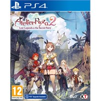 Atelier Ryza 2 PS4 Lost Legends & the Secret Fairy