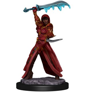 D&D Figur Icons Human Rogue Female Icons of the Realm Premium Figures