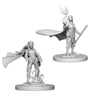 D&D Figur Nolzur Elf Druid Female Nolzur's Marvelous Miniatures - Umalt