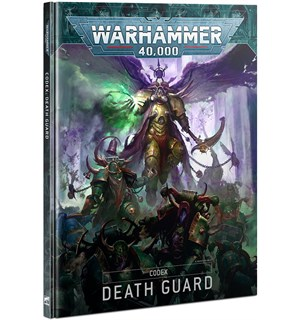 Death Guard Codex Warhammer 40K