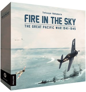 Fire In the Sky Brettspill The Great Pacific War 1941-45