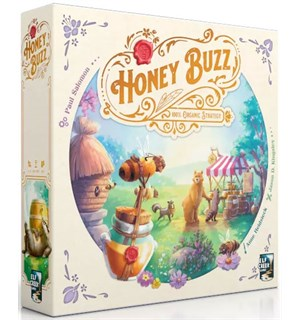 Honey Buzz Brettspill