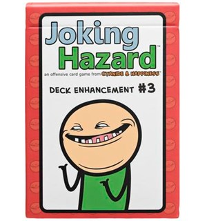 Joking Hazard Deck Enhancement 3 Exp Utvidelse til Joking Hazard