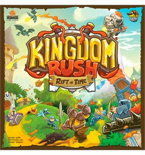 Kingdom Rush Rift in Time Brettspill