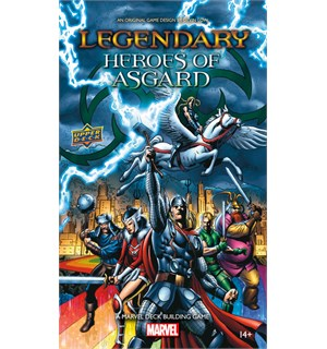 Legendary Marvel Heroes of Asgard Exp Utvidelse til Marvel Legendary