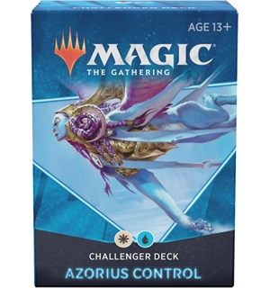 Magic Challenger Deck Azorius Control Magic Challenger Deck 2021