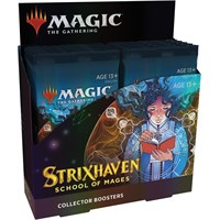 Magic Strixhaven COLLECTOR Display
