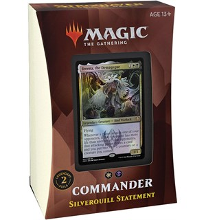 Magic Strixhaven Commander Silverquill Silverquill Statement - Commander Deck