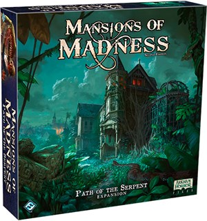 Mansions of Madness Path of the Serpent Utvidelse til Mansions of Madness