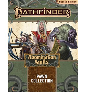 Pathfinder 2nd Ed Abomination Pawns Second Edition RPG - 150+ Standees