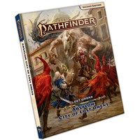 Pathfinder 2nd Ed Lost Omens Absalom Second Edition RPG - City of Lost Omens