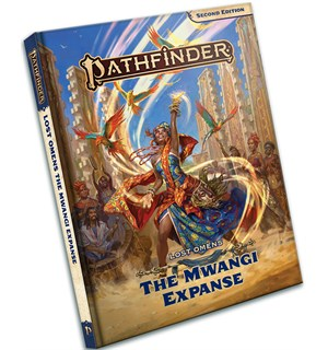Pathfinder 2nd Ed Lost Omens Mwangi Exp Second Edition RPG - Mwangi Expanse