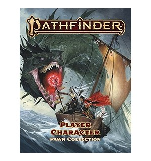 Pathfinder 2nd Ed Player Character Pawn Second Edition RPG - 200+ Standees