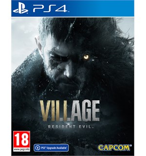 Resident Evil 8 Village m/ bonus PS4 Pre-order og få in-game bonuser