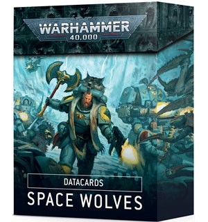 Space Wolves Datacards Warhammer 40K