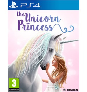 The Unicorn Princess PS4