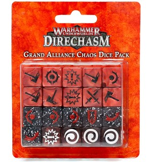 Underworlds Dice Grand Alliance Chaos Warhammer Underworlds Direchasm