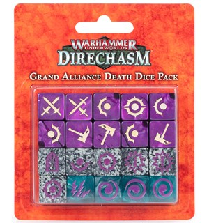 Underworlds Dice Grand Alliance Death Warhammer Underworlds