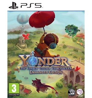 Yonder Enhanced Edition PS5 The Cloud Catcher Chronicles