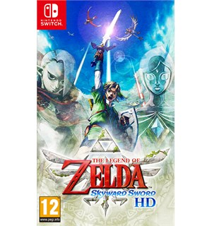 Zelda Skyward Sword HD Switch The Legend of Zelda