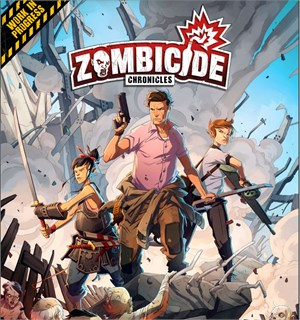 Zombicide Chronicles RPG Core Book