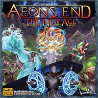 Aeons End The New Age Brettspill