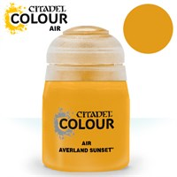 Airbrush Paint Averland Sunset 24ml Maling til Airbrush