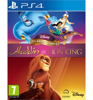 Aladdin/Lion King Collection PS4