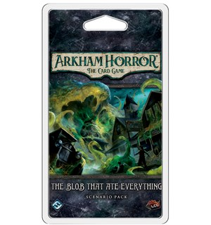 Arkham Horror TCG Blob That Ate Everythi Utvidelse til Arkham Horror Card Game