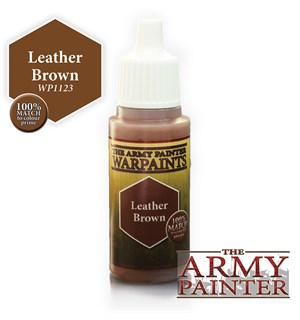 Army Painter Warpaint Leather Brown Også kjent som D&D Bugbear Brown