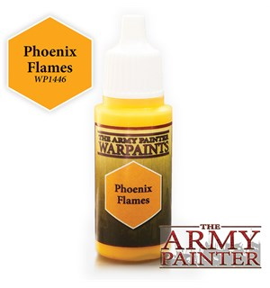 Army Painter Warpaint Phoenix Flames Også kjent som D&D Firenewt Orange