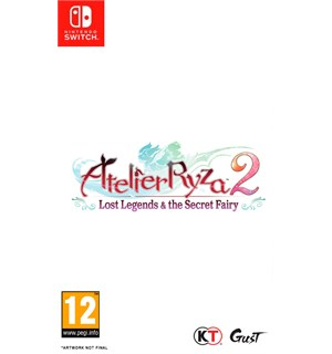 Atelier Ryza 2 Switch Lost Legends & the Secret Fairy