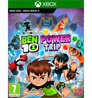Ben 10 Power Trip Xbox One