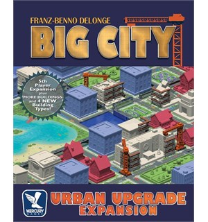 Big City Urban Upgrade Expansion Utvidelse til Big City 20th Anniversary