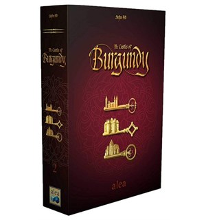 Castles of Burgundy Anniv.Ed Brettspill 20th Anniversary Edition