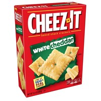Cheez-It White Cheddar Crackers - 351g
