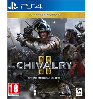 Chivalry 2 Day One Edition PS4 Pre-order og få in-game bonuser